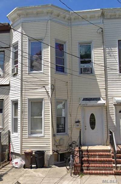 Woodhaven Multi Family Home For Sale: 80-23 86 Rd