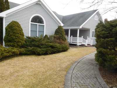 Westhampton Single Family Home For Sale: 38 Brushy Neck Ln