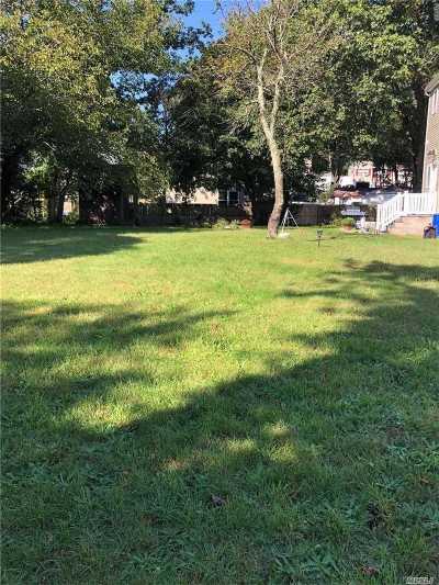 Ronkonkoma Residential Lots & Land For Sale: E Richmond Blvd Blvd