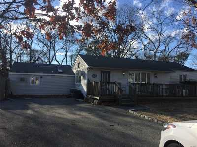 Sayville Single Family Home For Sale: 602 Spruce Ave