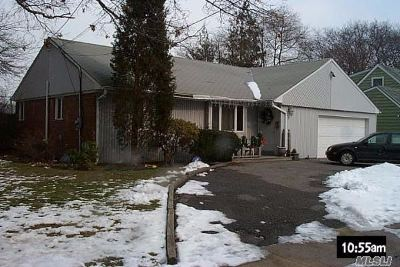 Massapequa Park Single Family Home For Sale: 7 Tyrconnell Ave
