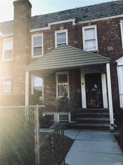 Queens County Multi Family Home For Sale: 177-03 Troutville Rd