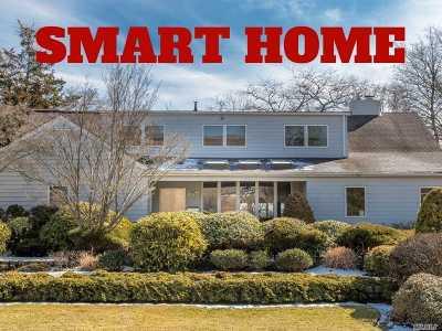 Hewlett Single Family Home For Sale: 293 Pepperidge Rd