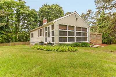 Hampton Bays Single Family Home For Sale: 14 Madison Ave