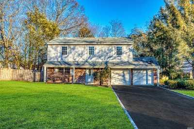 Nesconset Single Family Home For Sale: 7 Truval Ln