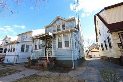 Queens Village Single Family Home For Sale: 209-50 111th Ave
