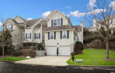 Port Jefferson Condo/Townhouse For Sale: 8 Vantage Ct