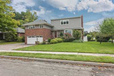 Syosset Single Family Home For Sale: 19 Coventry Rd