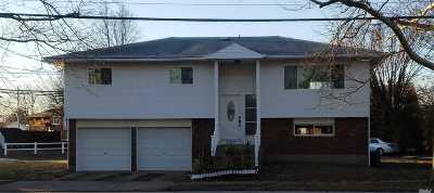 Hicksville Single Family Home For Sale: 346 Woodbury Rd