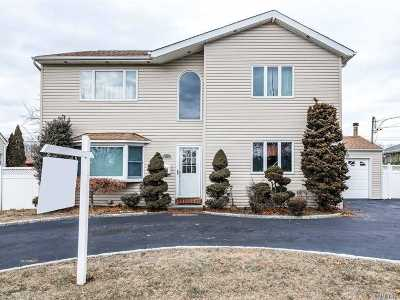 Massapequa Single Family Home For Sale: 59 S Merrick Rd