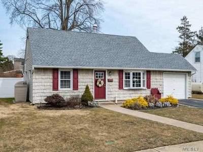 Massapequa Single Family Home For Sale: 10 Seaton St