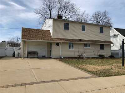 Wantagh Single Family Home For Sale: 88 Willowood Dr