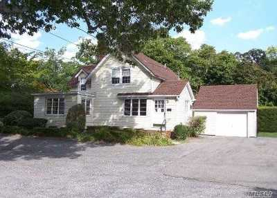Sayville Commercial For Sale: 33 Foster Ave