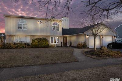 Massapequa Single Family Home For Sale: 69 Highwater Ave