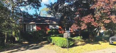 Centereach Single Family Home For Sale: 9 Park St