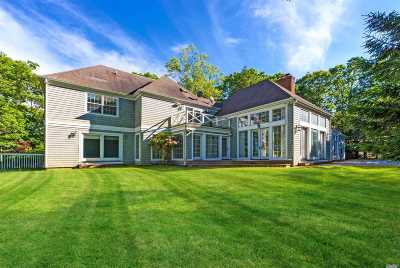 East Hampton Single Family Home For Sale: 34 Hedges Banks Dr