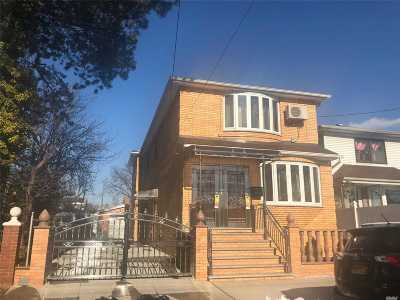 Flushing Multi Family Home For Sale: 46-47 Robinson St
