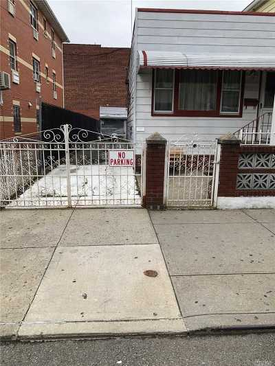 Corona Single Family Home For Sale: 50-32 103rd St