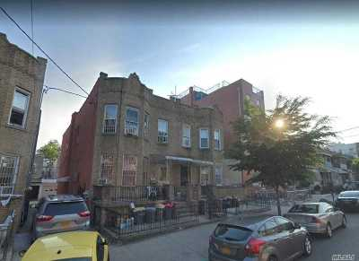 Brooklyn Multi Family Home For Sale: 750 45 St