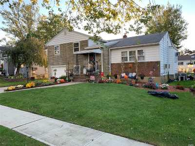 Massapequa Park Single Family Home For Sale: 474 Grand Blvd