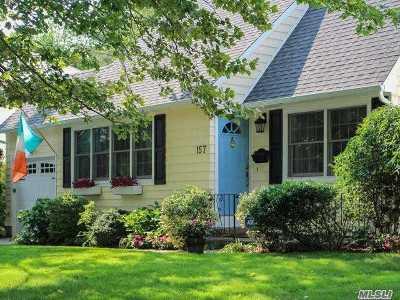Garden City Single Family Home For Sale: 157 Garden St