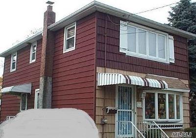 Valley Stream Single Family Home For Sale: 16 Spring Garden St