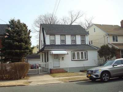 Queens Village Single Family Home For Sale: 100-47 222nd St