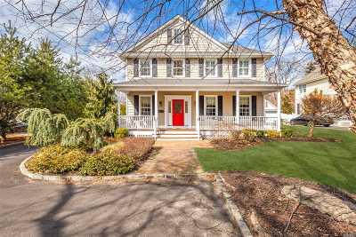 Huntington Single Family Home For Sale: 45 E Main St