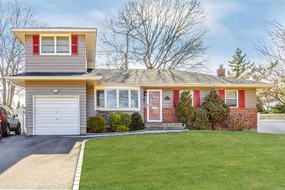Commack Single Family Home For Sale: 48 Genesee Dr
