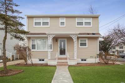 Bethpage Single Family Home For Sale: 50 Powell Ave
