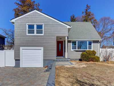Massapequa Single Family Home For Sale: 455 N Queens Ave