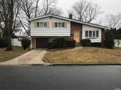 Deer Park NY Single Family Home For Sale: $369,000