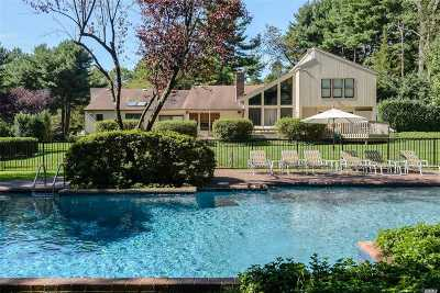 Syosset Single Family Home For Sale: 16 Rodeo Cir
