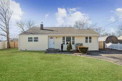 Medford Single Family Home For Sale: 3112 Falcon Ave