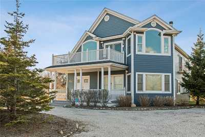 Montauk Single Family Home For Sale: 155 W Lake Dr