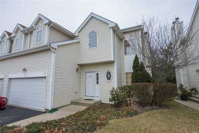 S. Setauket Condo/Townhouse For Sale: 25 Sunflower Ridge Rd