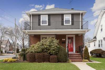 Floral Park Single Family Home For Sale: 50 Birch St