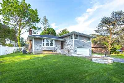 Jericho Single Family Home For Sale: 127 Forest Dr