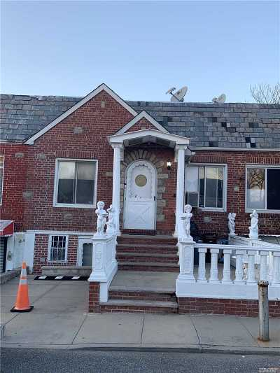 Ozone Park Single Family Home For Sale: 105-19 101st Rd