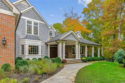 Sag Harbor Single Family Home For Sale: 9 Blue Heron Way