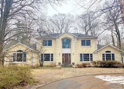 Cold Spring Hrbr Single Family Home For Sale: 16 Tall Tree Ct