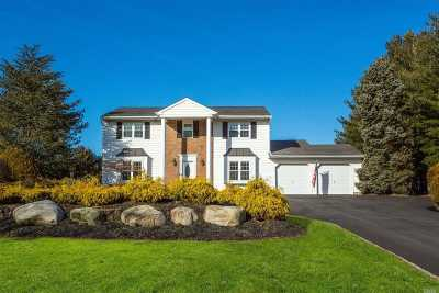 Dix Hills Single Family Home For Sale: 113 Majestic Dr