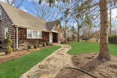 Hampton Bays Single Family Home For Sale: 3 Kyle Rd