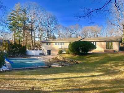 Huntington Single Family Home For Sale: 24 W Mall Dr