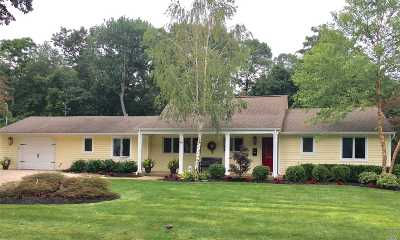 Northport Single Family Home For Sale: 29 Woodhull Pl