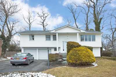 Commack Single Family Home For Sale: 53 Florida Ave