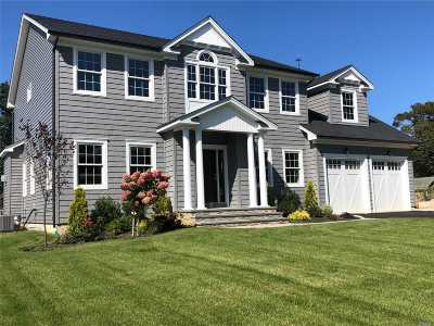 Sayville Single Family Home For Sale: 1 Nancy Dr