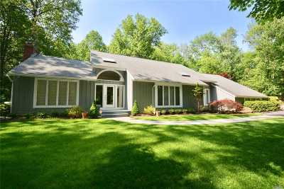 Head Of Harbor Single Family Home For Sale: 14 Valleywood Ct