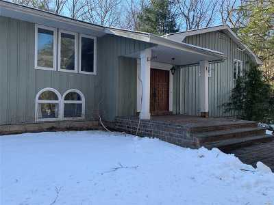 Melville Single Family Home For Sale: 68 Wilmington Dr