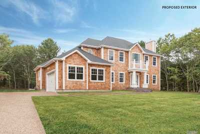 E. Quogue Single Family Home For Sale: 172 Malloy Dr